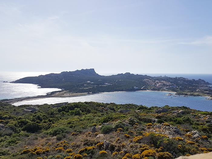 Capo Testa Panoramica