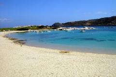 spiaggia capo testa Zia Colomba